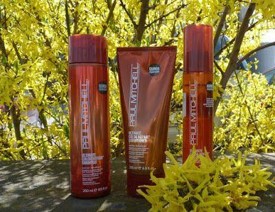 Paul Mitchell Ultimate Color Repair™ - odżywcza seria pielęgnująca włosy i zapobiegająca blaknięciu koloru ~ Lepsza wersja samej siebie