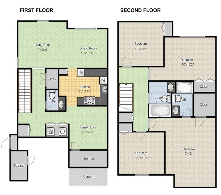 40 best 2D AND 3D FLOOR PLAN DESIGN images on Pinterest Software - design homes online