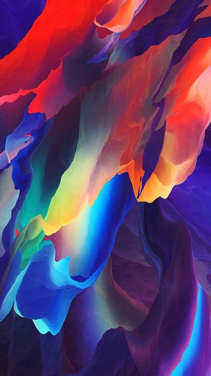Pin by iyan sofyan on abstract amoled liquid gradient