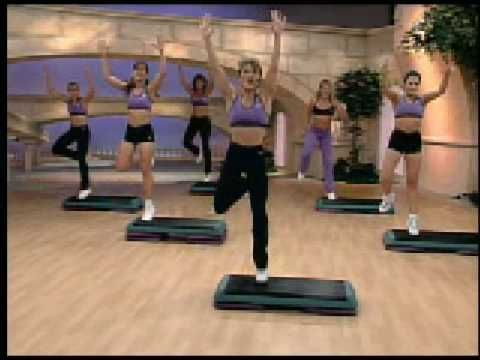great step routines for wednesday class