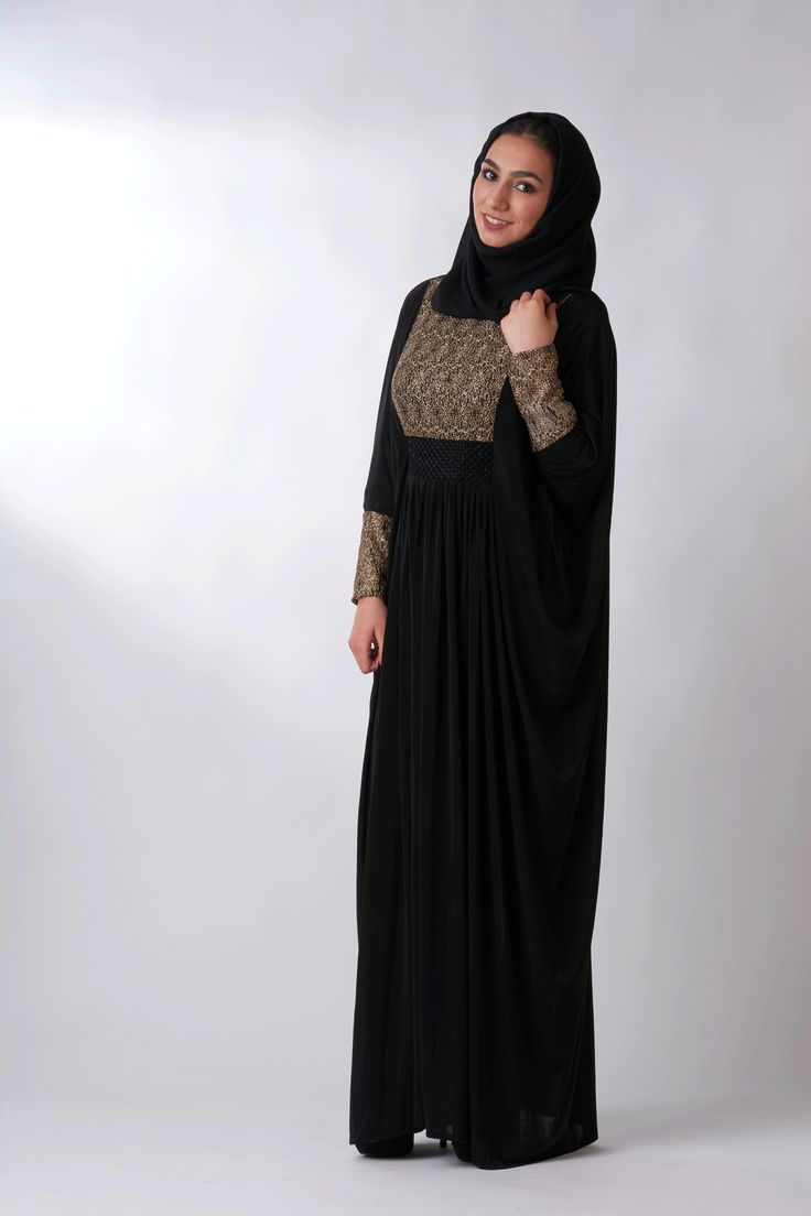 Gold Rush | Little Black Abaya