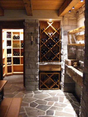 Red Ridge Wine Cellars, Traditional Wine Cellar, Toronto