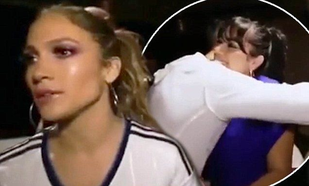 Jennifer Lopez persuades Cristiano Ronaldo to surprise her cousin