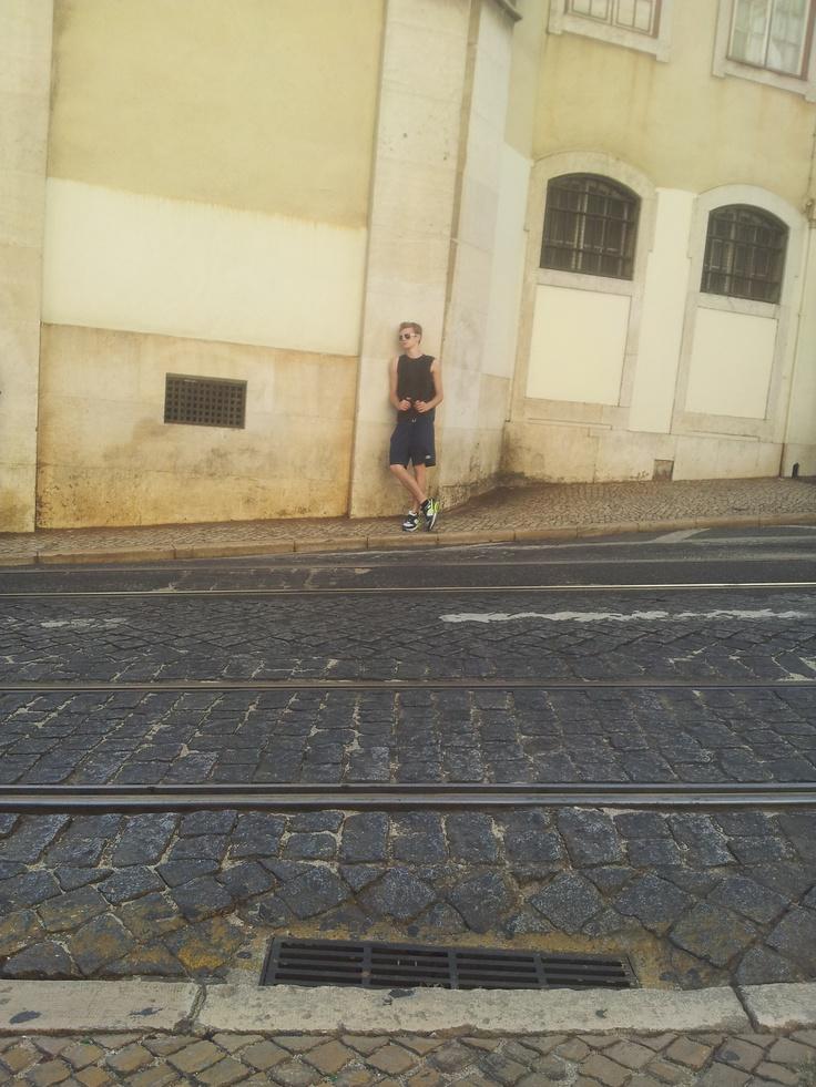 ...model by mistake  ph. roberta cleopazzo  Lisboa - Portugal