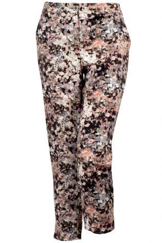 Mado   Mado Trousers Beige/coral Womenswear