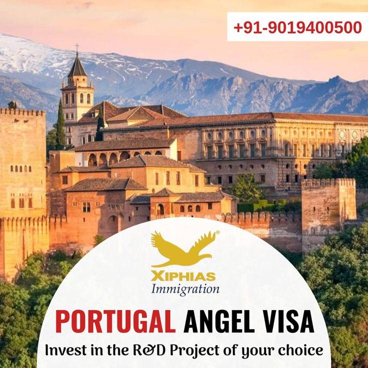 Portugal Angel VisaXIPHIAS Immigration Immigration