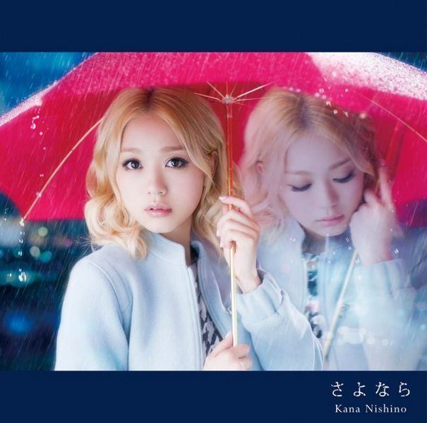 Kana Nishino new single Sayonara
