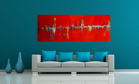 oil painting canvas signed original art .  large sale abstract original painting . reflections  https://www.vangoart.co/mina-gavala/reflections-568193d5-0693-4d5c-bb79-9e36f01e8094