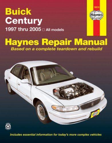 22 best buick lesabre auto repair video images on pinterest buick buick century 1997 thru 2005 all models haynes repair manuals http fandeluxe Gallery