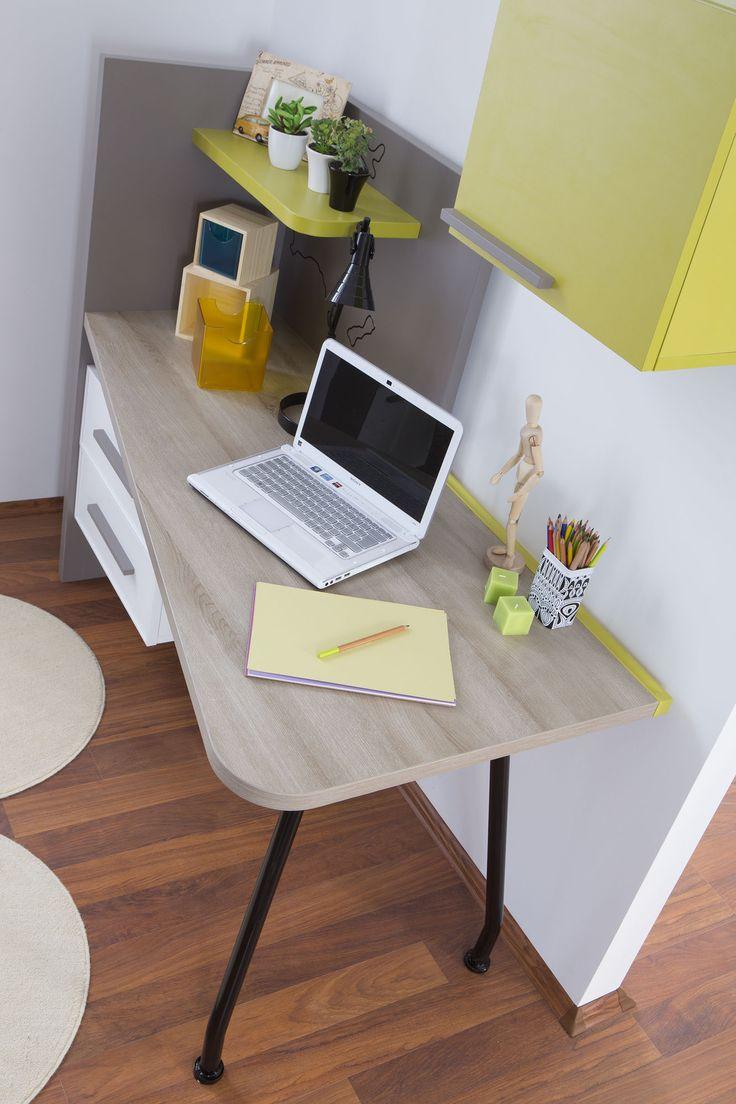 #Newjoy My World Oda www.newjoy.com.tr... #gençodası #genç#teenager #young #mobilya #tasarım #yatak #takım