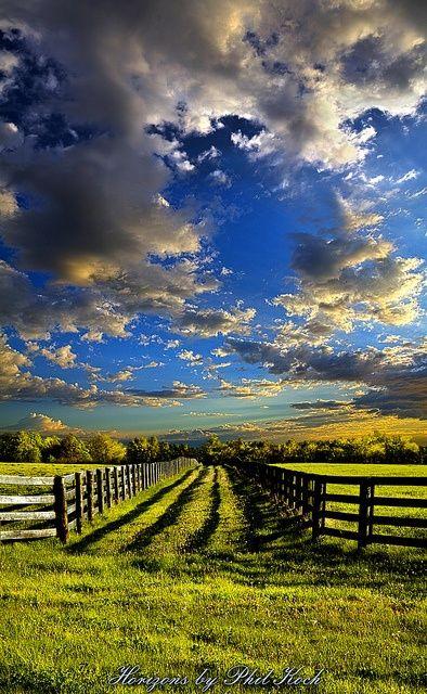 Beautiful Farmland - Wisconsin USA