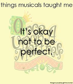 Once Upon A Mattress   ~ Things Musicals Taught Me,  ~ ☮ Broadway Musical Quotes  ☮