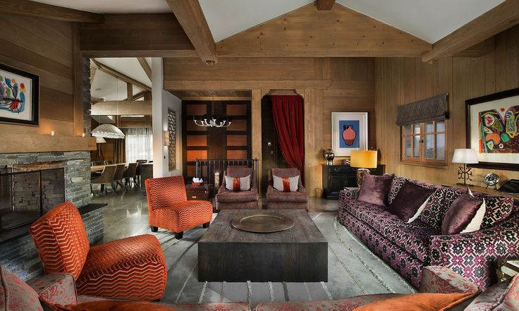 'Le Blanchot' is a luxury ski chalet in the prestigious Alpine resort of Courchevel 1850. With an internal area of 536 square metres, the chalet has six bedrooms, open plan living and dining spaces along with a wealth of entertainment facilities including an invitingly comfortable cinema, a gym and a basement spa with a large …