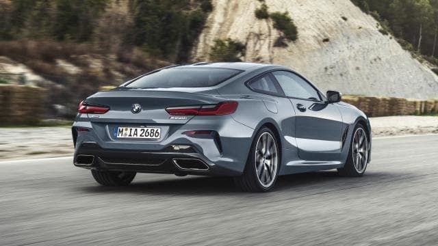 This Is The Brand New Bmw 8 Series Coupe New Bmw Bmw Coupe