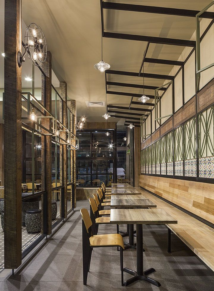 MAKANPLACE Restaurant By PNEUARCH Werribee Australia