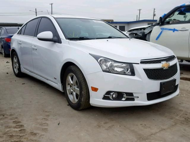 2014 Chevrolet Cruze Lt 1 4l 4 For Sale At Autobidmaster Place