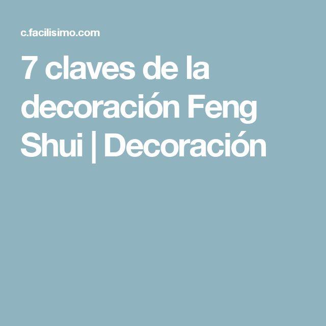 7 claves de la decoración Feng Shui | Decoración