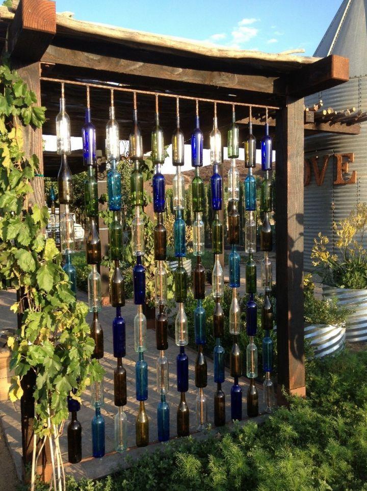 1000 idées sur le thème Bouteilles De Vin Recyclées sur Pinterest ...