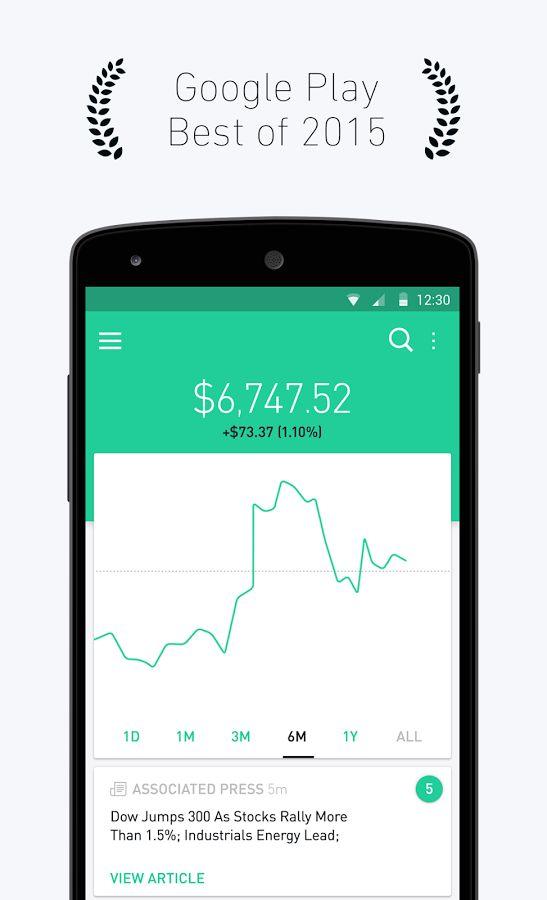 Robinhood - Free Stock Trading- screenshot