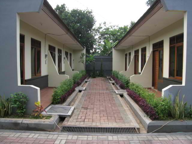 contoh rumah kost sederhana