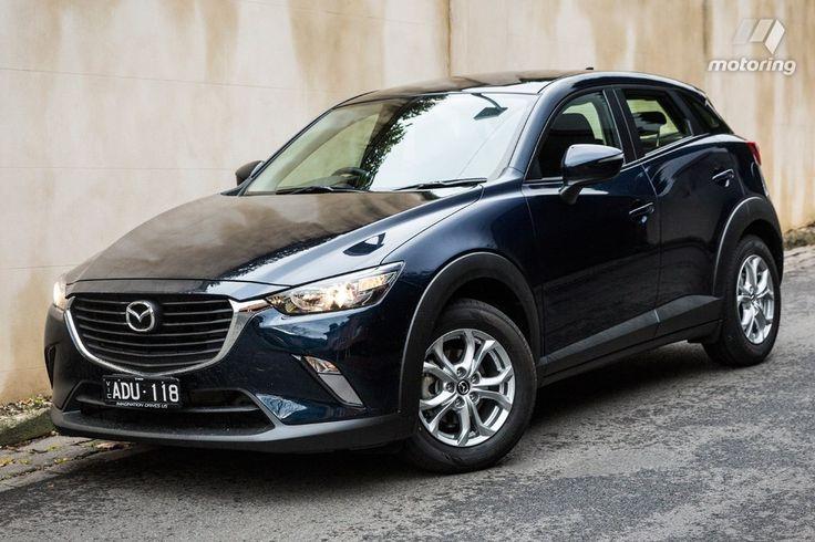 Mazda CX-3 2015 Review