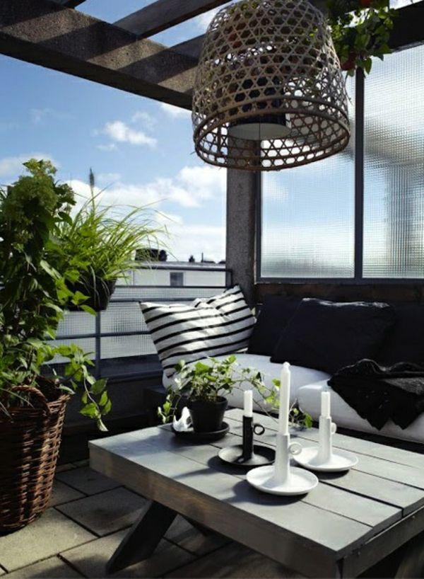 Mer enn 25 bra ideer om Terrassengestaltung ideen beispiele på - elemente terrassen gestaltung