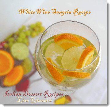 17 Best ideas about Best White Sangria Recipe on Pinterest ...