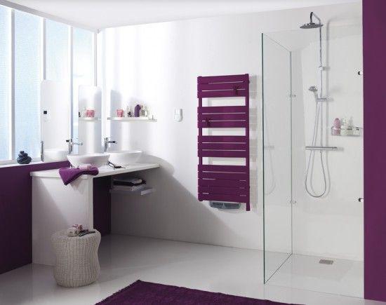 17 best id es propos de radiateur s che serviettes sur for Seche serviette salle de bain