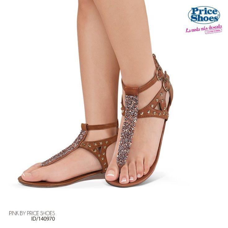 Un toque de glitter en tus sandalias favoritas.  #iLovePS #style #chic #fashion #fashionable #fashionista #happy #must #sexy #shoes #sandals #spring