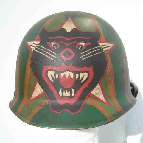 ARVN Ranger M1 Helmet - Biet Dong Quan - Vietnam War | #42388441