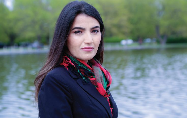 Daring to help others learn, Maryam Naqibullah has raised more than $15,000 for a cause very close to her heart and continues to fundraise to do even more.