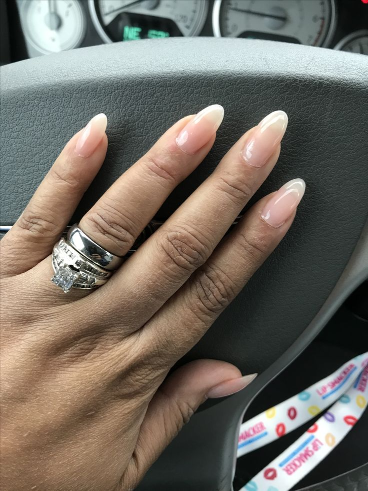 """#OPI """"PASSION"""" real nails with overlay"""