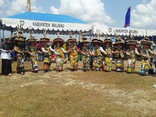 #Dayakkenyah Perayaan IRAU Malinau Kalimantan Utara
