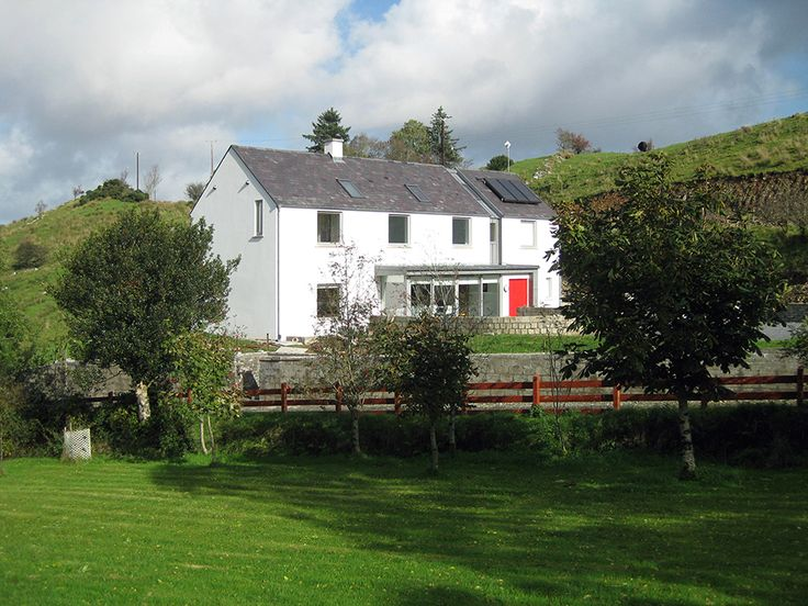 Irish Rural House Design