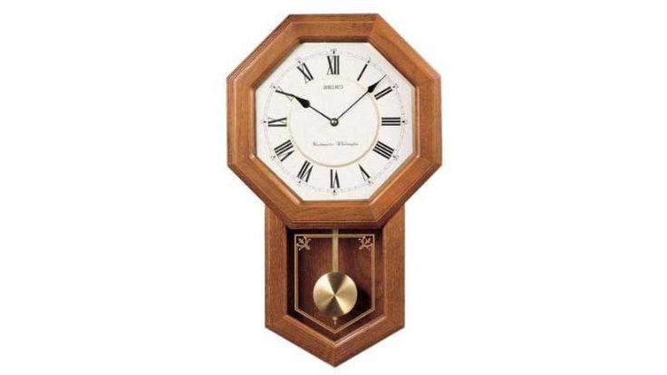 Seiko Westminster Whittington Quarter Hour Chime And