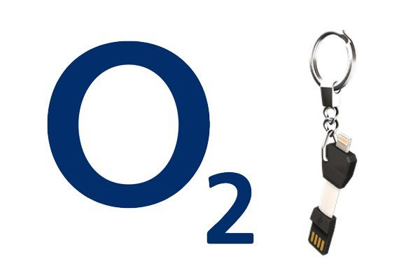 Get CulCharge compact cable with new O2 contract