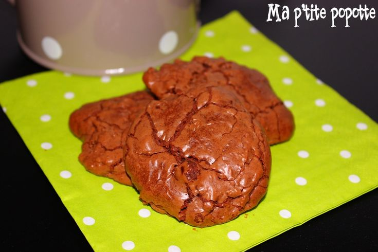 outrageous chocolate cookies - martha stewart - cookies chocolat pépites
