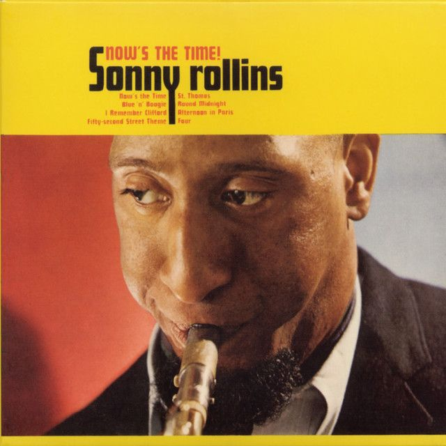 St. Thomas, a song by Sonny Rollins on Spotify