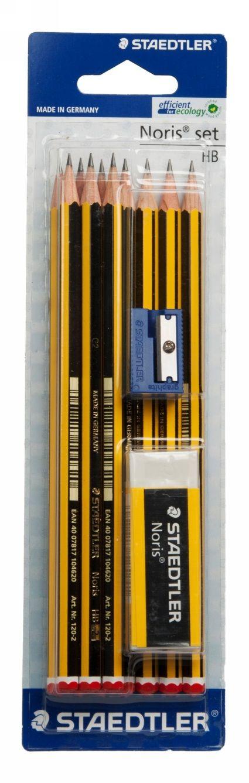 Staedtler Noris HB Pencil Set