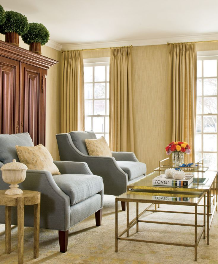 846 best living rooms neutral images on pinterest On neutral contemporary living room