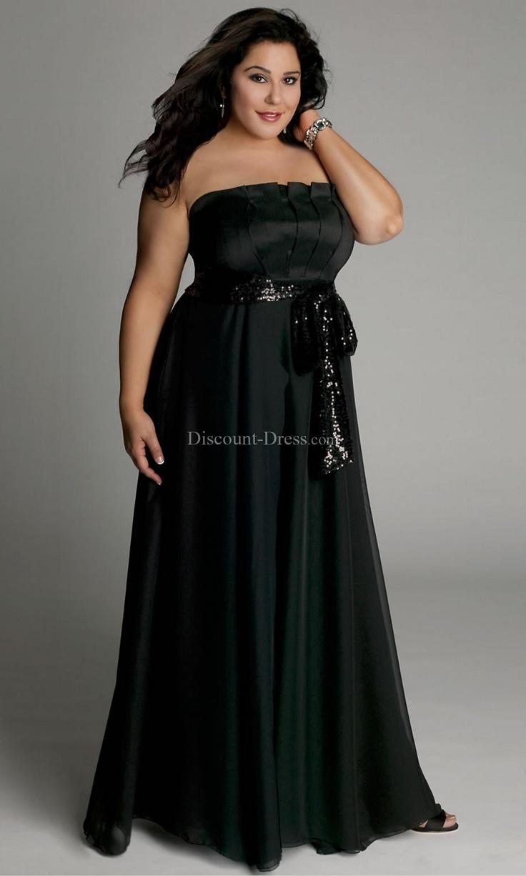 Cute black bridesmaids dress!