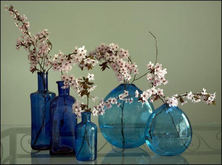 Las 25 mejores ideas sobre jarrones decorativos en pinterest - Decoracion para jarrones ...