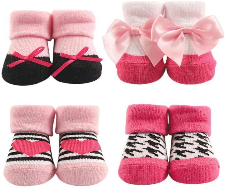 Hudson Baby Baby Boys Socks Gift Set