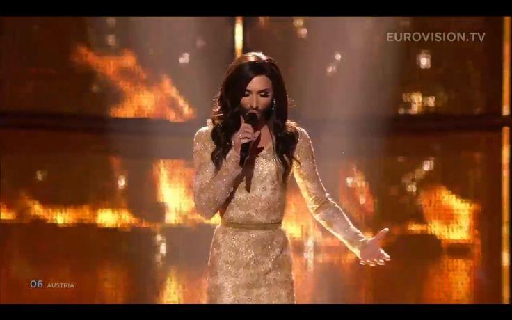 eurovision song rise like a phoenix