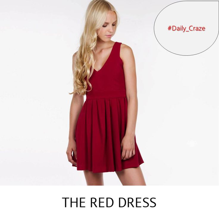 RED HOT SKATER DRESS  #BSB_FW14 #DRESSES #XMAS_DRESSES #BSB_collection #BSB_DRESSES