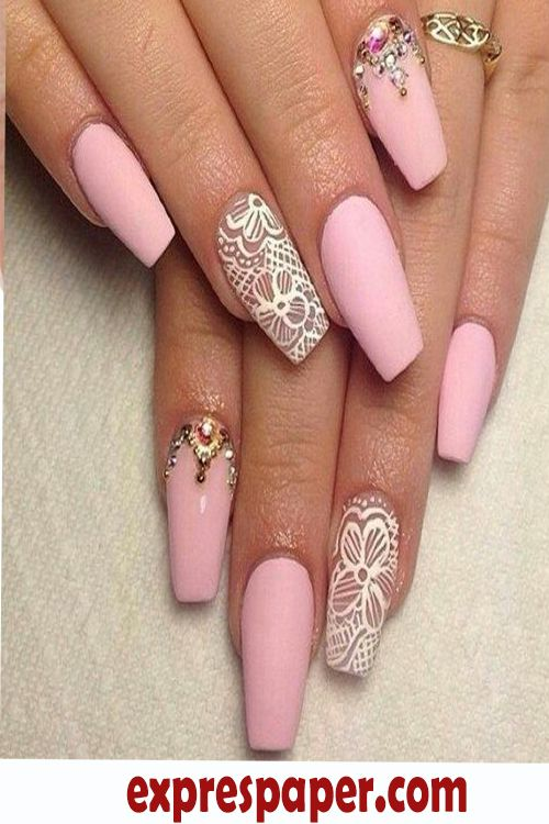 Must Have Nail Designs for Brides and Friends