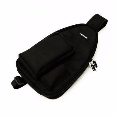 Bolsa ideal para guardar tus cosas de vapeo, equipos, eliquids o lo que quieras. Transporta de manera segura y cómoda tus cosas.