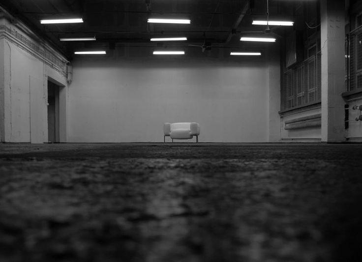 Fotel KIWI. Projekt: Renata Kalarus. Zdjęcie: Michał Korta.