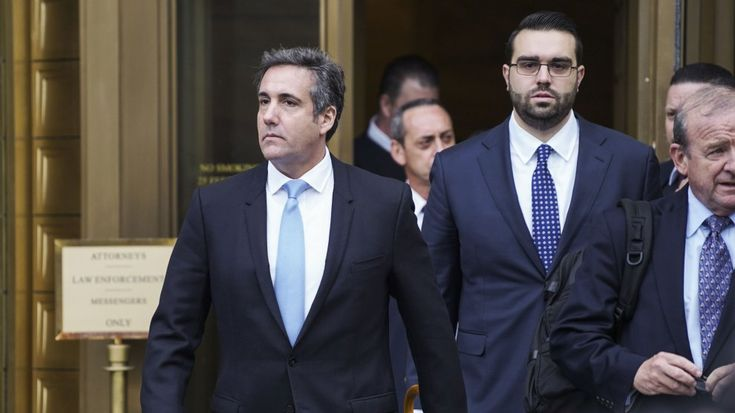 Trump Attorney Michael Cohen Will Plead the Fifth in Stormy Daniels Lawsuit – Mother Jones – Bilaal