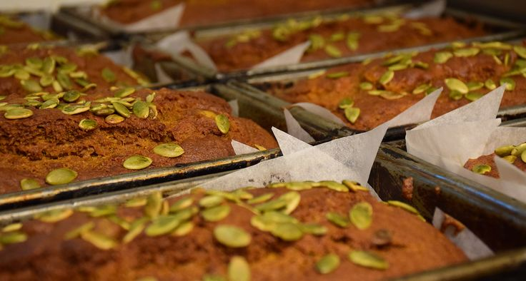 Give our pumpkin loaf recipe a try... http://www.hockley.com/pumpkin-loaf/